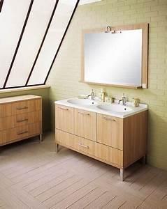 Meuble Bas Alinea : meuble bas salle de bain alinea ~ Teatrodelosmanantiales.com Idées de Décoration