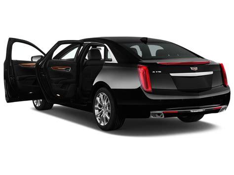 Image 2017 Cadillac Xts 4door Sedan Luxury Fwd Open