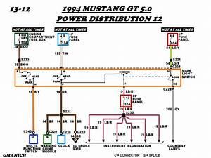 95 Mustang Starter Wiring Diagram