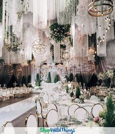 event decor ideas   shopwildthings