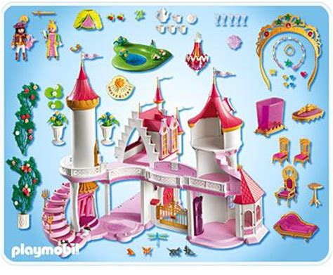 playmobil chambre princesse playmobil princess castle at growing tree toys