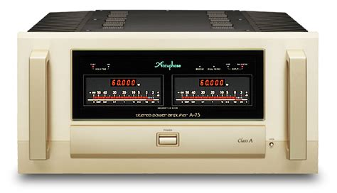 Mono Stereo High End Audio Magazine New Accuphase