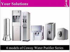 Coway Water Filtration Purifier