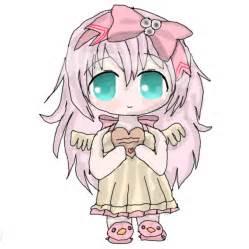 Cute Little Chibi Girl