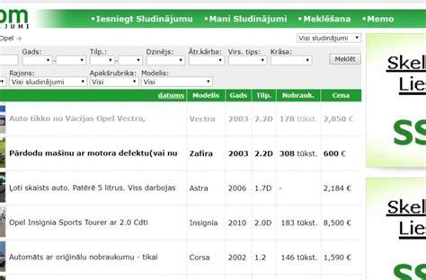 Latvijoje sustabdyta didžiausio skelbimų portalo veikla | Verslas | 15min.lt