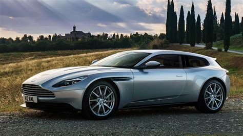 aston martin aston martin db11 shooting brake rendering makes sense
