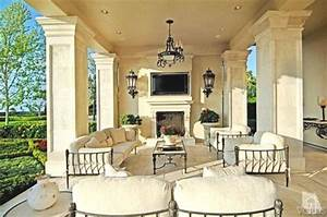 French Chateau - Traditional - Patio - Los Angeles - by