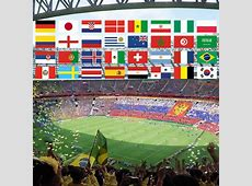 2018 FIFA World Cup Banner Flag String 2018 21st Russia