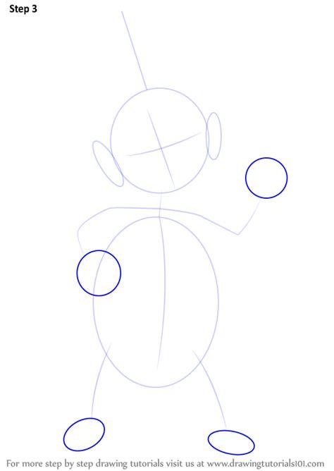 step  step   draw dipsy  teletubbies