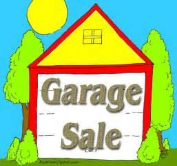 Garage Sale Signs Clip Art