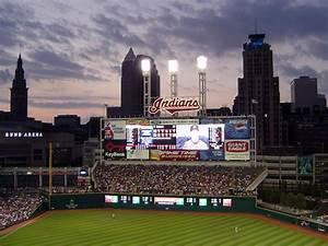 Cleveland Indians Progressive Field Wallpaper