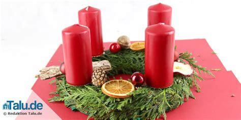 adventsgestecke selber machen anleitung adventsgestecke selber basteln 4 ideen und