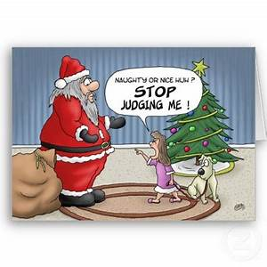 20 Funny Looking Christmas Greeting Cards