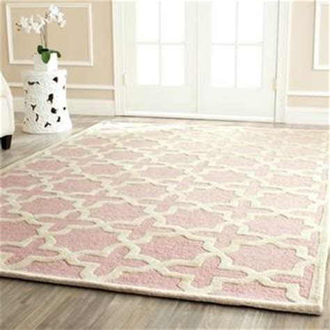 light pink trellis rug serenity moroccan pink and yellow trellis rug