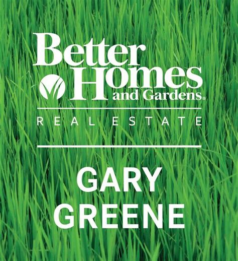 better homes and gardens real estate gary greene to host