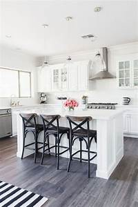 best 25 wood look tile ideas on pinterest porcelain With kitchen colors with white cabinets with office vinyl wall art