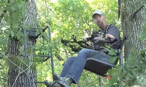 Treestand Safety You Crazy For Not Being Prepared