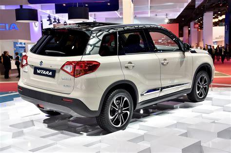 New Suzuki by Suzuki S New Vitara Suv Goes Mainstream In Carscoops