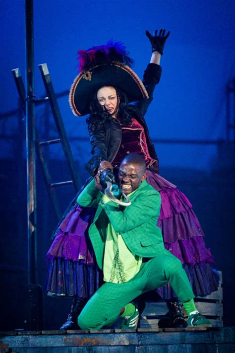 peter pan official london theatre