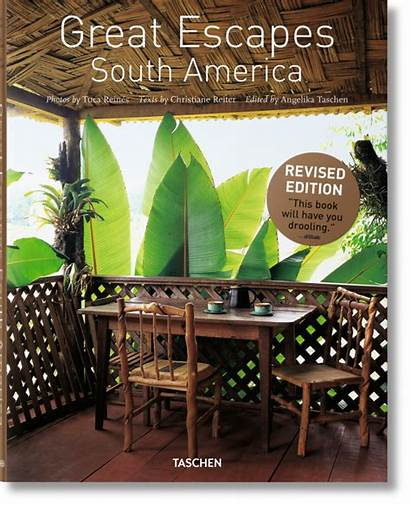 America Escapes South Edition Updated Taschen North