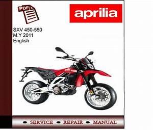 Aprilia Sxv 450