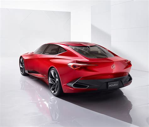 Acura Vehicles by Acura Precision Concept To Be Showcased At Chicago Auto Show