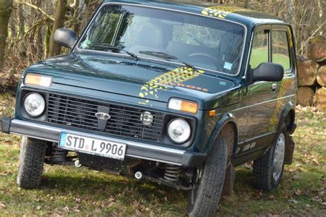 German 4x4 by Autostat Avtovaz Will Increase Warranty For Lada 4x4