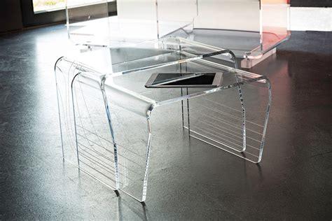 table basse plexiglas
