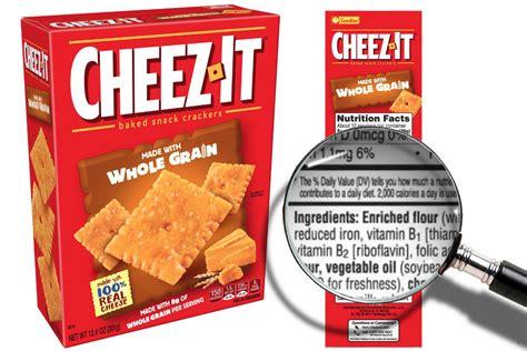 cheez   grain labeling lawsuit revived