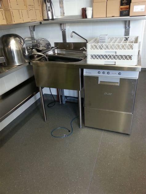 plonge cuisine darmac zone de laverie en cuisine professionnelle