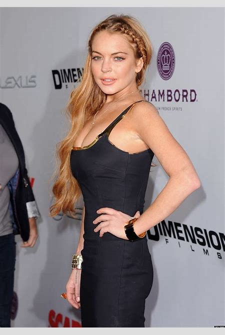 Lindsay Lohan: Rehab Is 'A Good Thing, But There Are Other Things I Could Do Instead Of Going ...