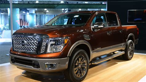 nissan truck titan 2017 2017 nissan titan new york 2016 photo gallery autoblog