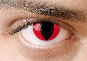The gallery for --> Red Cat Contact Lenses