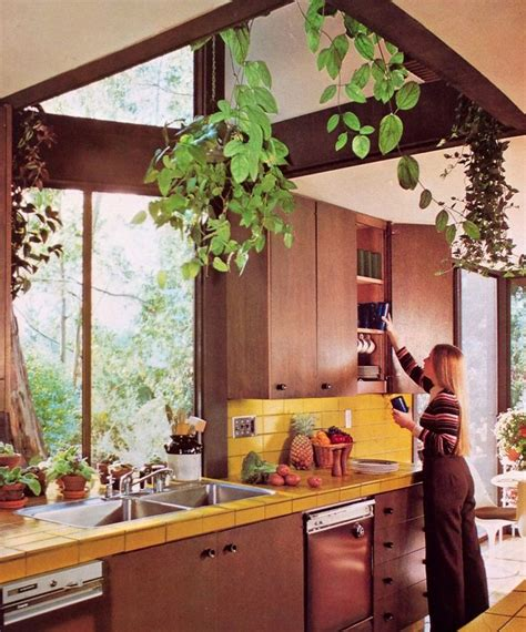 www kitchen design my 209 best 70 s pad images on vintage interiors 1976