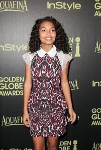 Yara Shahidi in Golden Globe Award Season Celebrated ...