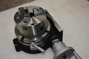 Hv4 Rotary Table Indexing Head Vertical Horizontal