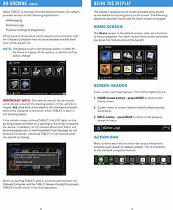 Peoplenet Communications Pd4 Tablet User Manual