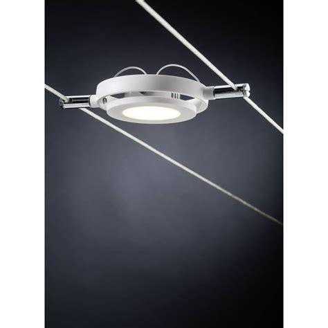 Sistemi Illuminazione Su Cavi by Sistema Di Illuminazione Completo Su Cavo Led A Montaggio
