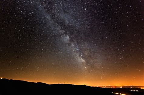 Try Milky Way Welcome Landscape Travel