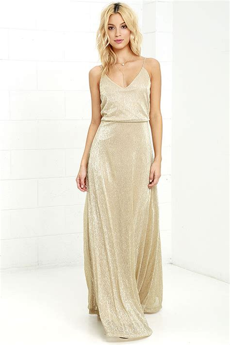 gold metallic bridesmaid dresses lovely gold dress maxi dress metallic dress 94 00