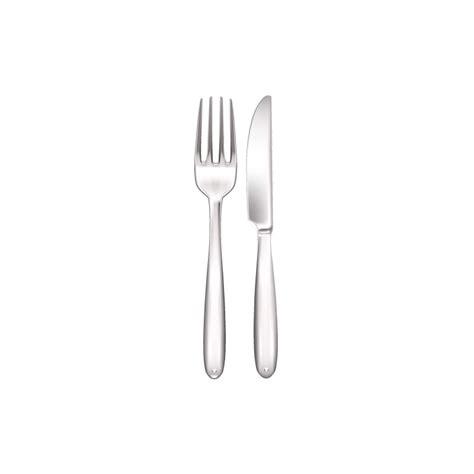 couvert de cuisine stickers couvert cuisine réalistes fourchette et couteau