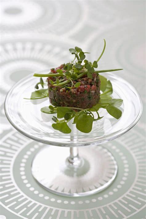 soja cuisine recettes recette tartare de bœuf au soja cuisine madame figaro