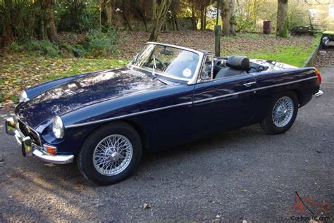 1970 mgb roadster lovely restored condition drives