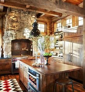kitchen designs photo gallery rustic comfort and class With rustic kitchen designs photo gallery