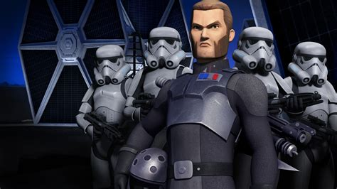 'star Wars Rebels' Character Video