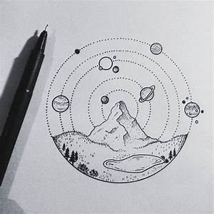 25+ best ideas about Planet drawing on Pinterest ...