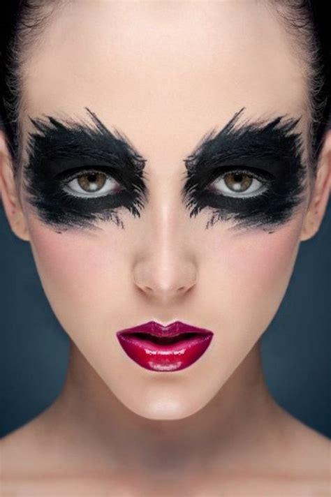 steps  apply dark eye makeup   reference dramatic dark eyes makeup  carnival prom