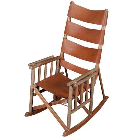 folding wooden rocking chair home furniture design
