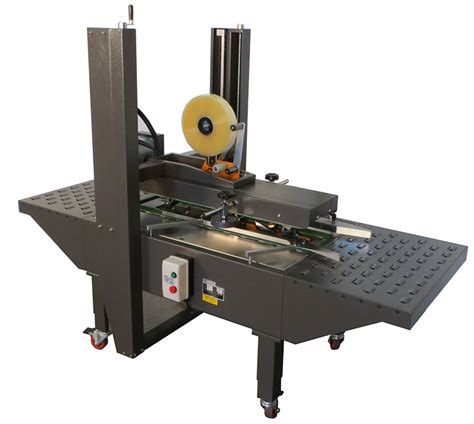 carton sealers case erectors box taping machines excel packaging equipment
