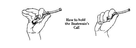 Boatswain General Call by Boatswain S Call Tutorial 4th Gillingham Sea Scouts